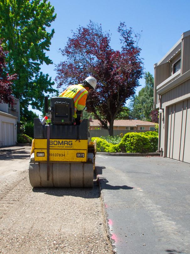 Asphalt Repair and Maintenance