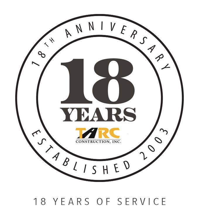 18years of asphalt services