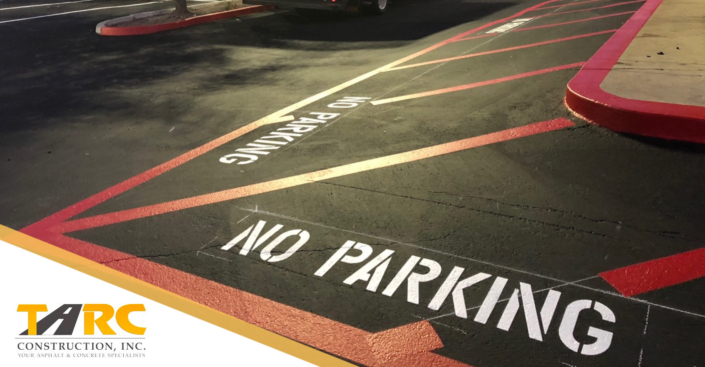 Importance of Pavement markings